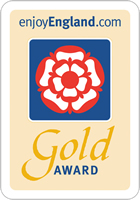 enjoyengland gold award
